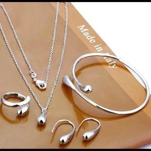 Jewelry - Italian Silver Set